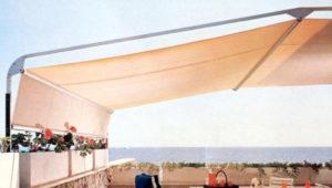 Tenda da giardino Roma